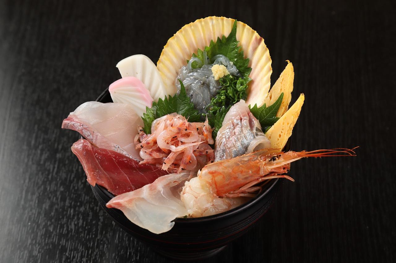 入船小田原海鮮丼